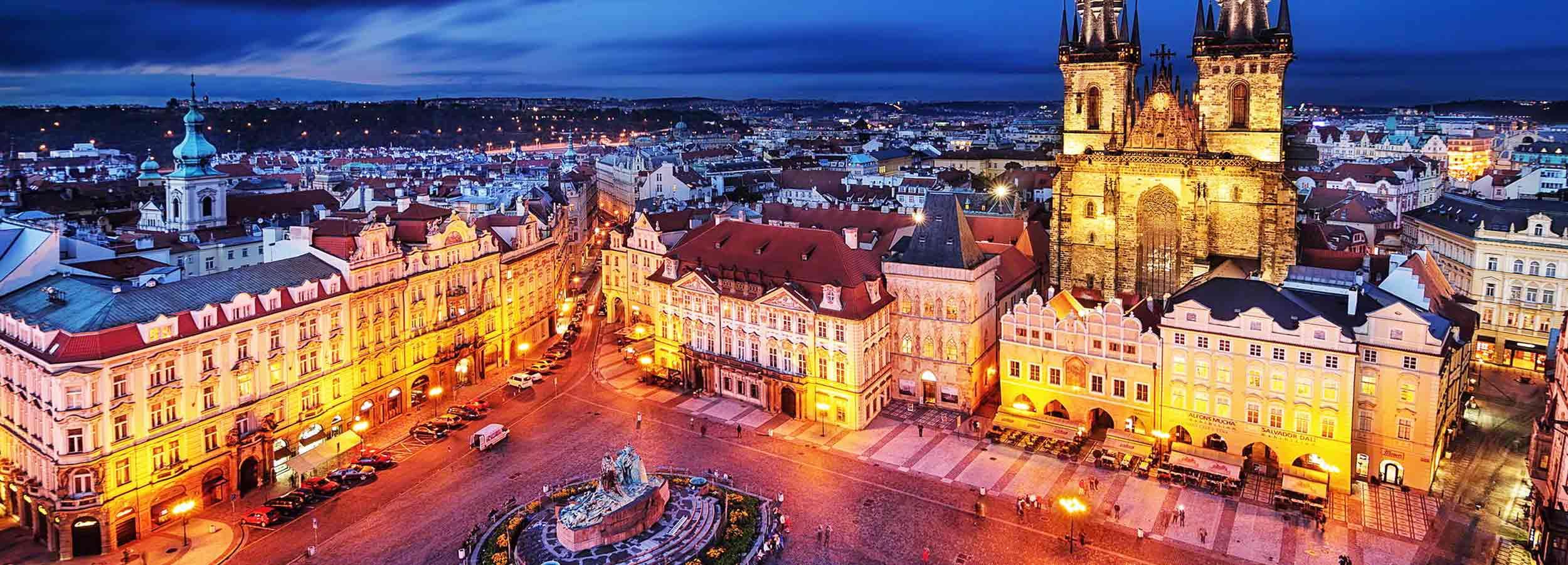 Capodanno a Praga | Viaggio + Hotel + Eventi da 349€